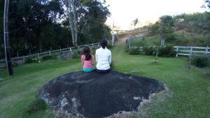 Sítio Sagrada Familia, Nyaralók  São Bento do Sapucaí - big - 6
