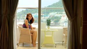 Cozy Seaview Studio Vung Tau, Апартаменты  Xã Thắng Nhí (2) - big - 4