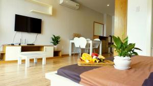 Cozy Seaview Studio Vung Tau, Апартаменты  Xã Thắng Nhí (2) - big - 1