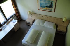 Hotel Sardona, Hotel  Elm - big - 38