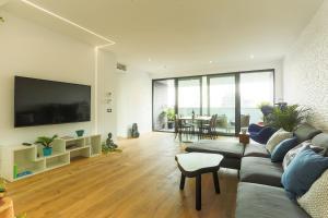 Zen Experience by Valar Properties, Апартаменты  Бухарест - big - 40