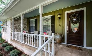 Harvest Haus Home, Prázdninové domy  Fredericksburg - big - 13