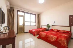 Beidaihe Hotel Langqinyu, Appartamenti  Qinhuangdao - big - 5
