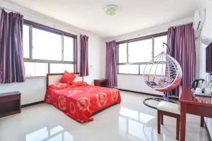 Beidaihe Hotel Langqinyu, Appartamenti  Qinhuangdao - big - 7