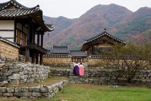 Nongamjongtaek, Гостевые дома  Andong - big - 7