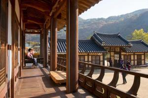 Nongamjongtaek, Гостевые дома  Andong - big - 9