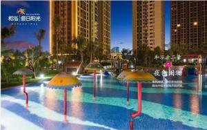 Sanya Hehong Yangsheng Apartment, Apartmanok  Szanja - big - 2