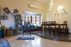 Quiet, Comfort Villa In Goa By The Bay!, Magánszobák  Santa Cruz - big - 4
