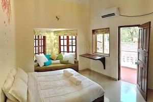 Quiet, Comfort Villa In Goa By The Bay!, Magánszállások  Santa Cruz - big - 13