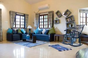 Quiet, Comfort Villa In Goa By The Bay!, Magánszállások  Santa Cruz - big - 22