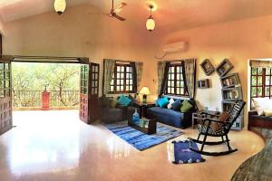 Quiet, Comfort Villa In Goa By The Bay!, Magánszobák  Santa Cruz - big - 23