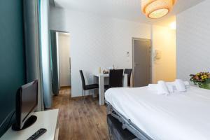 Florella Clemenceau Apartment, Ferienwohnungen  Cannes - big - 39