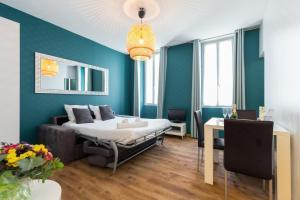 Florella Clemenceau Apartment, Ferienwohnungen  Cannes - big - 11
