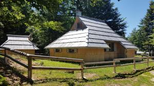 Koča Predilnica Velika Planina 的图像