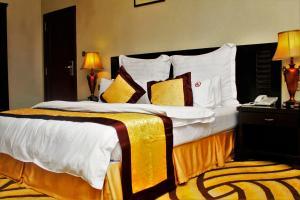 Кигали - Galaxy Hotel