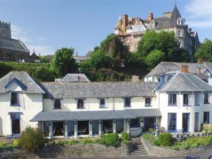 Baronets Quarters, Villas  Lynton - big - 19