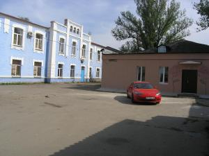 Hostel Raiduzhny