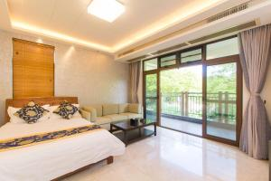 Yuxuan's house Apartment, Apartmanok  Szanja - big - 9
