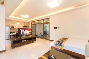 Yuxuan's house Apartment, Apartmanok  Szanja - big - 12