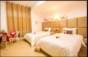 Rose's Covenant Guesthouse, Alloggi in famiglia  Sanya - big - 3