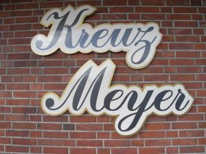 Land-gut-Hotel Restaurant Kreuz Meyer