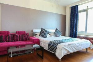 Tianjin Jinta International Xinyueyuan Hotel Apartment, Apartmány  Tianjin - big - 44
