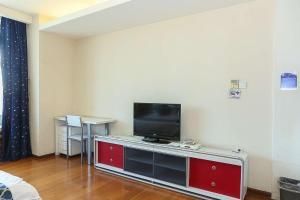 Tianjin Jinta International Xinyueyuan Hotel Apartment, Apartmány  Tianjin - big - 48