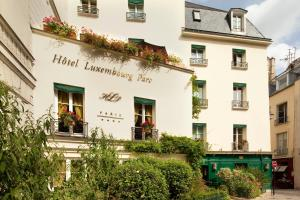 Париж - Hotel Luxembourg Parc