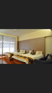 Tianjin Jinta International Xinyueyuan Hotel Apartment, Apartmány  Tianjin - big - 11