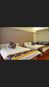 Tianjin Jinta International Xinyueyuan Hotel Apartment, Apartmány  Tianjin - big - 26