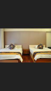 Tianjin Jinta International Xinyueyuan Hotel Apartment, Apartmány  Tianjin - big - 17