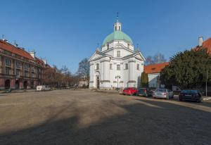 Варшава - P&O Apartments Stara
