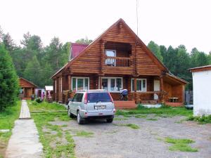 Гостевой дом Байкальское подворье
