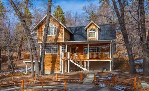 Bow Canyon House 43532 Home, Case vacanze  Big Bear Lake - big - 6