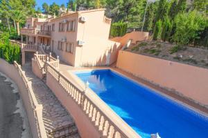 Villa Maryvilla 0510, Villen  Calpe - big - 38