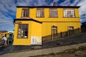 Yendegaia House