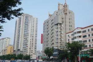 Фото отеля Jinjiang Inn Haikou Binhai Avenue Qilou Old Street