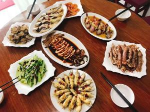 Hai Kuo Tian Kong Inn, Отели  Zhoushan - big - 3
