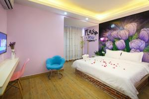 Hainajie Boutique Guesthouse, Affittacamere  Sanya - big - 28