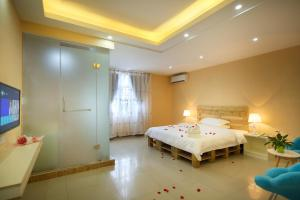 Hainajie Boutique Guesthouse, Affittacamere  Sanya - big - 31