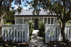 Jellicoe Cottage, Holiday homes  Greytown - big - 16