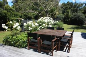 Jellicoe Cottage, Holiday homes  Greytown - big - 11