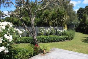 Jellicoe Cottage, Holiday homes  Greytown - big - 17