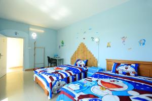 Yalongbay Bohou bay Boutique Diving Hostel, Apartmanok  Szanja - big - 2