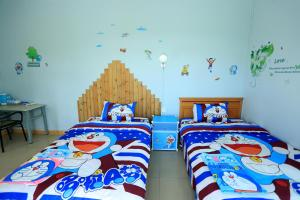 Yalongbay Bohou bay Boutique Diving Hostel, Apartmanok  Szanja - big - 3