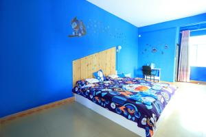 Yalongbay Bohou bay Boutique Diving Hostel, Apartmanok  Szanja - big - 4