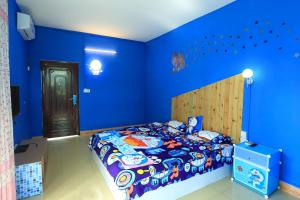 Yalongbay Bohou bay Boutique Diving Hostel, Apartmanok  Szanja - big - 5