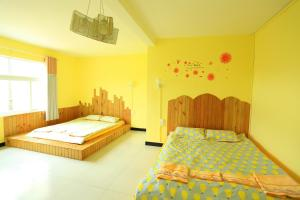 Yalongbay Bohou bay Boutique Diving Hostel, Apartmanok  Szanja - big - 6