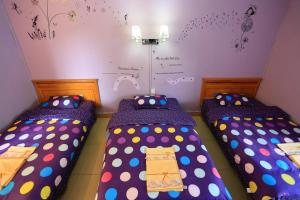 Yalongbay Bohou bay Boutique Diving Hostel, Apartmanok  Szanja - big - 8
