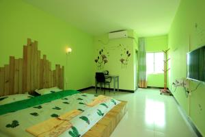 Yalongbay Bohou bay Boutique Diving Hostel, Apartmanok  Szanja - big - 9